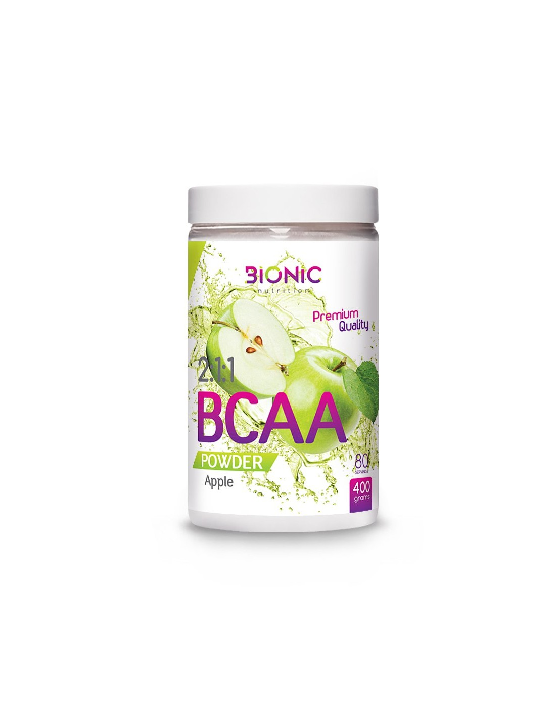 Аминокислоты BCAA POWDER 400 г