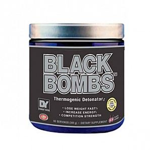 DORIAN YATES Black Bombs Powder 300 г