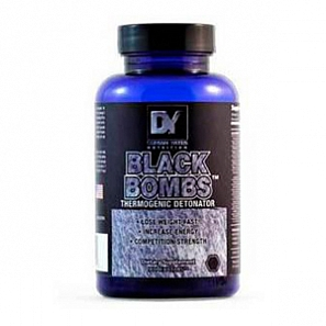 DORIAN YATES Black Bombs 90 таб