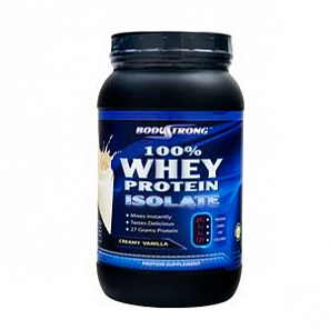 BODYSTRONG 100 % Whey Protein Isolate 908 г