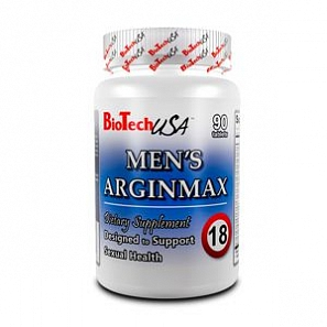 BIOTECH USA Men`s Arginmax 90 таб