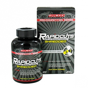 ALLMAX Rapidcuts Shredded 90 капс