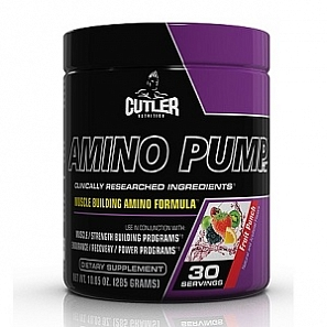 CUTLER NUTRITION AMINO PUMP 285г