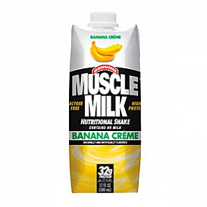 CYTOSPORT Muscle Milk 482 мл
