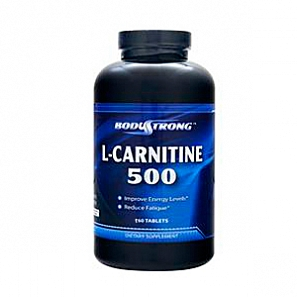 BODYSTRONG L-Carnitine 500  180 таб