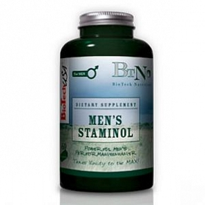 BIOTECH USA Men`s Staminol 60 капс