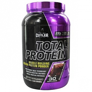 CUTLER NUTRITION TOTAL PROTEIN 1050г