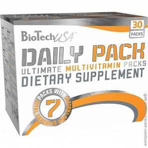 BIOTECH USA DAILY PACK 30 пакетиков