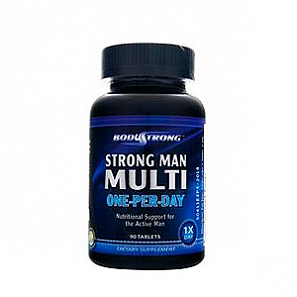 BODYSTRONG Strong Man Multi  90 таб