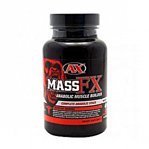 ATHLETIC XTREME Mass FX Black 112 капс