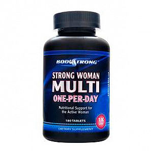 BODYSTRONG Strong Woman Multi 180 таб