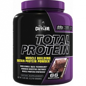 CUTLER NUTRITION TOTAL PROTEIN 2270г