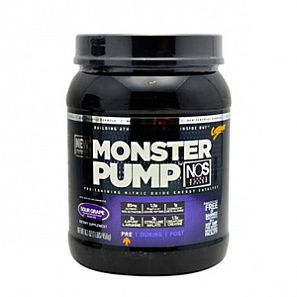 CYTOSPORT Monster Pump NOS 600 г