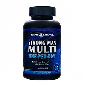 BODYSTRONG Strong Man Multi 180 таб